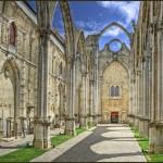 Igreja do Carmo – Convent of Carmo Ruins