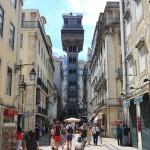 Elevador Santa Justa – Elevator-Funicular