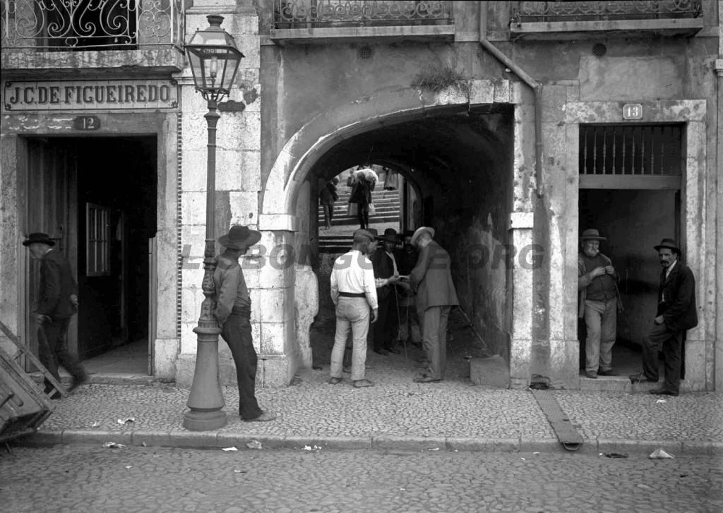 Lisbon_Jewish_Alfama_Location