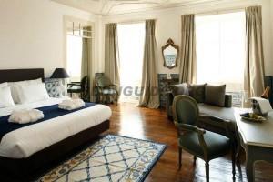 Palacio_Ramalhete_Lisbon_BedRoom