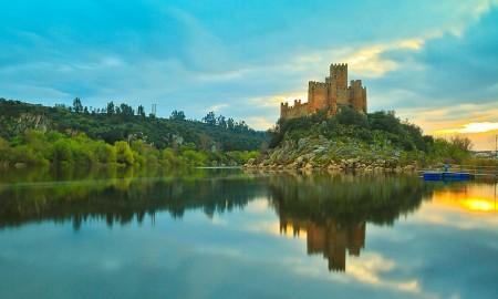 Almourol-Castle-Portugal