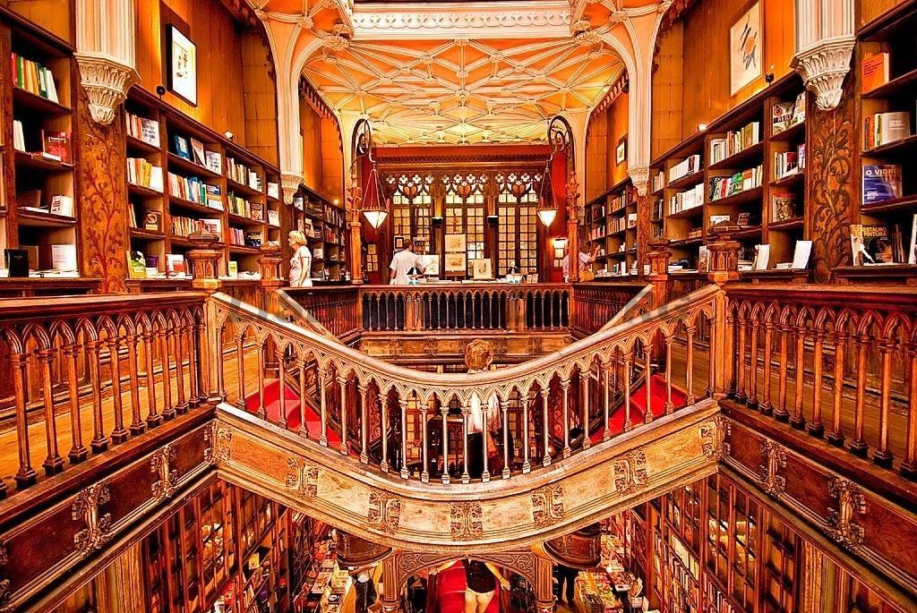 Livraria_Lello_Bookshop_Porto