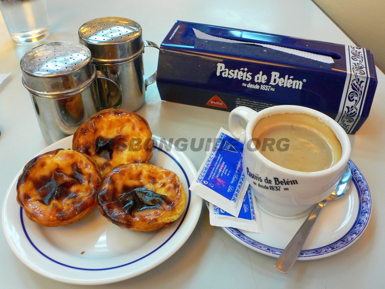 Pasteis_Belem_Custard_Tarts