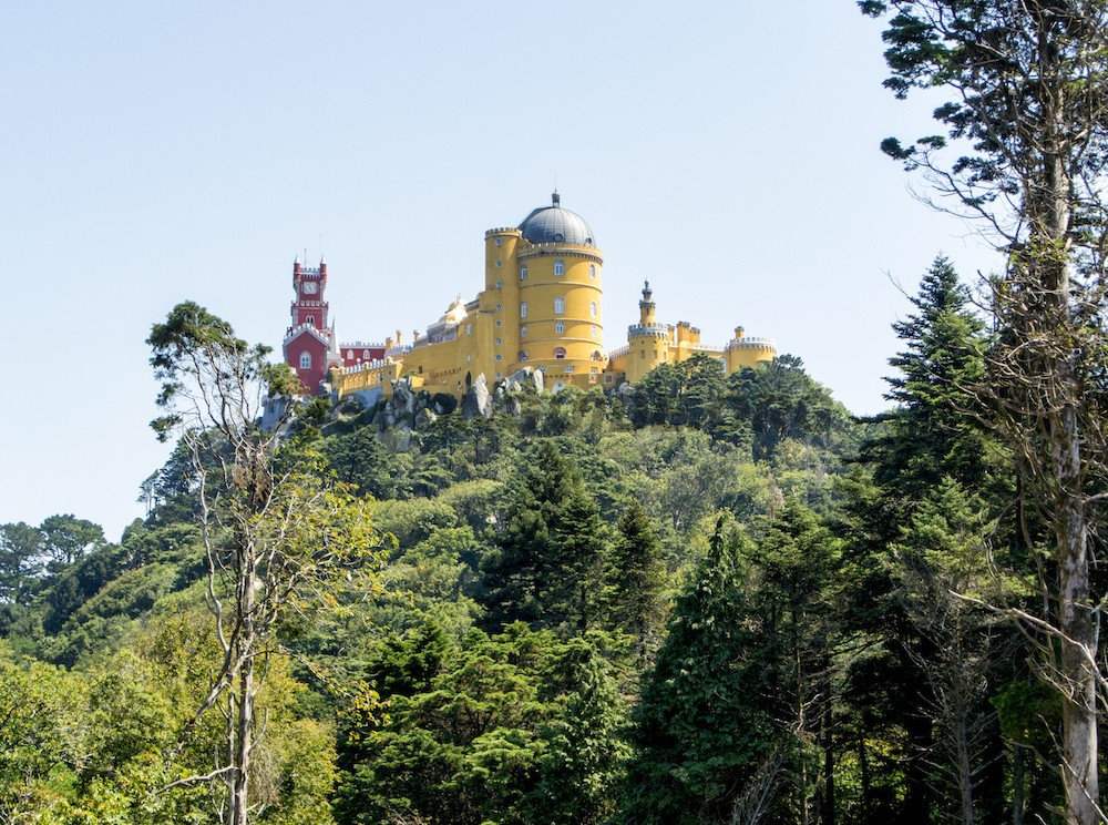 Pena_National_Palace_Sintra_View