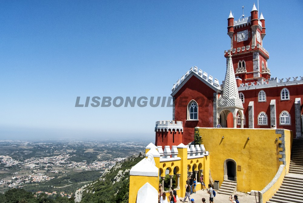 Sintra_Pena_National_Palace_Sintra_Portugal