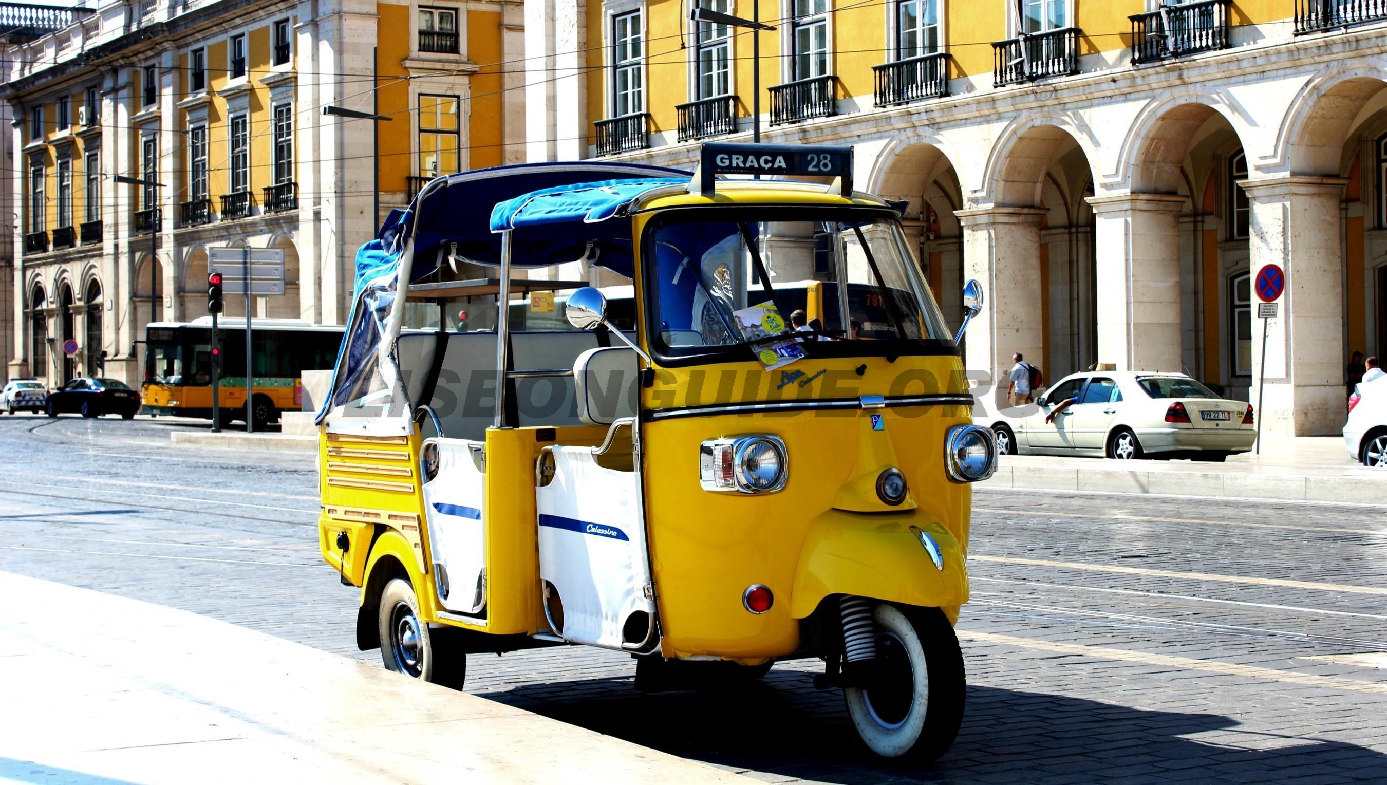 Lisbon Tuk Tuk Best Lisbon Travel Guide Updated 2018