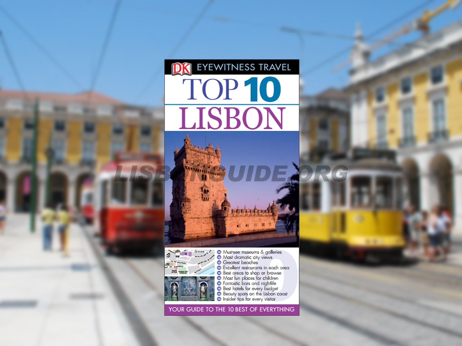 Free Lisbon Guides PDF Download Best Lisbon Travel Guide 2016 – Lisbon Tourist Map Printable