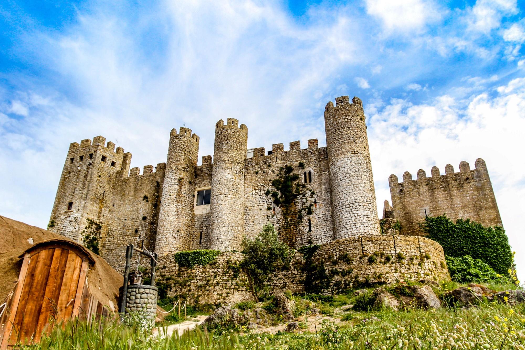 7-obidos_castle_lisbon_portugal
