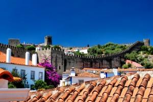 Obidos_Village_Castle_Portugal