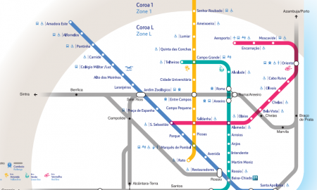Lisbon Subway Map Pdf