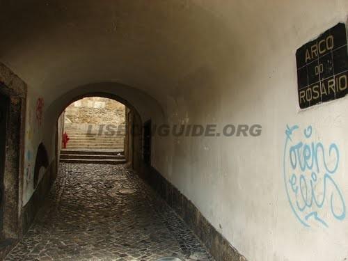 Lisbon_Jewish_Quarter_Arch_Map