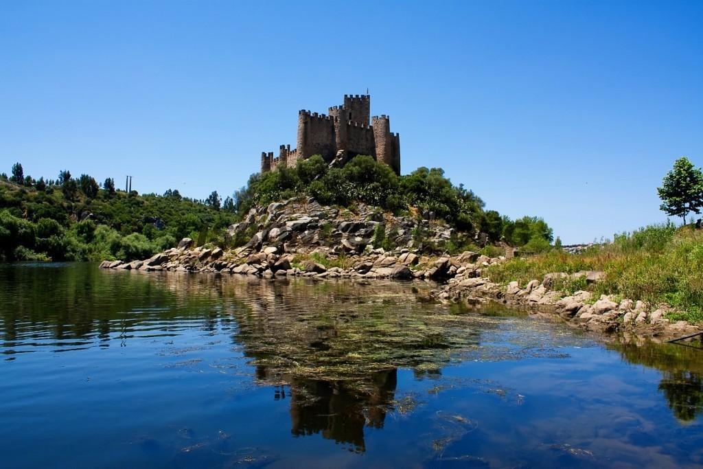 Almourol_Castle_Lisbon_Portugal