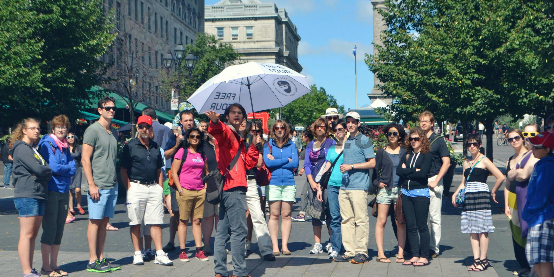 Old Town Montreal Walking Tour