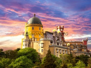 pena-national-palace-sintra-Portugal