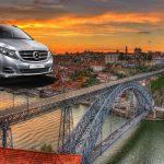 Translado de carro particular de Lisboa para o Porto
