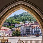 Passeios a pé em Sintra